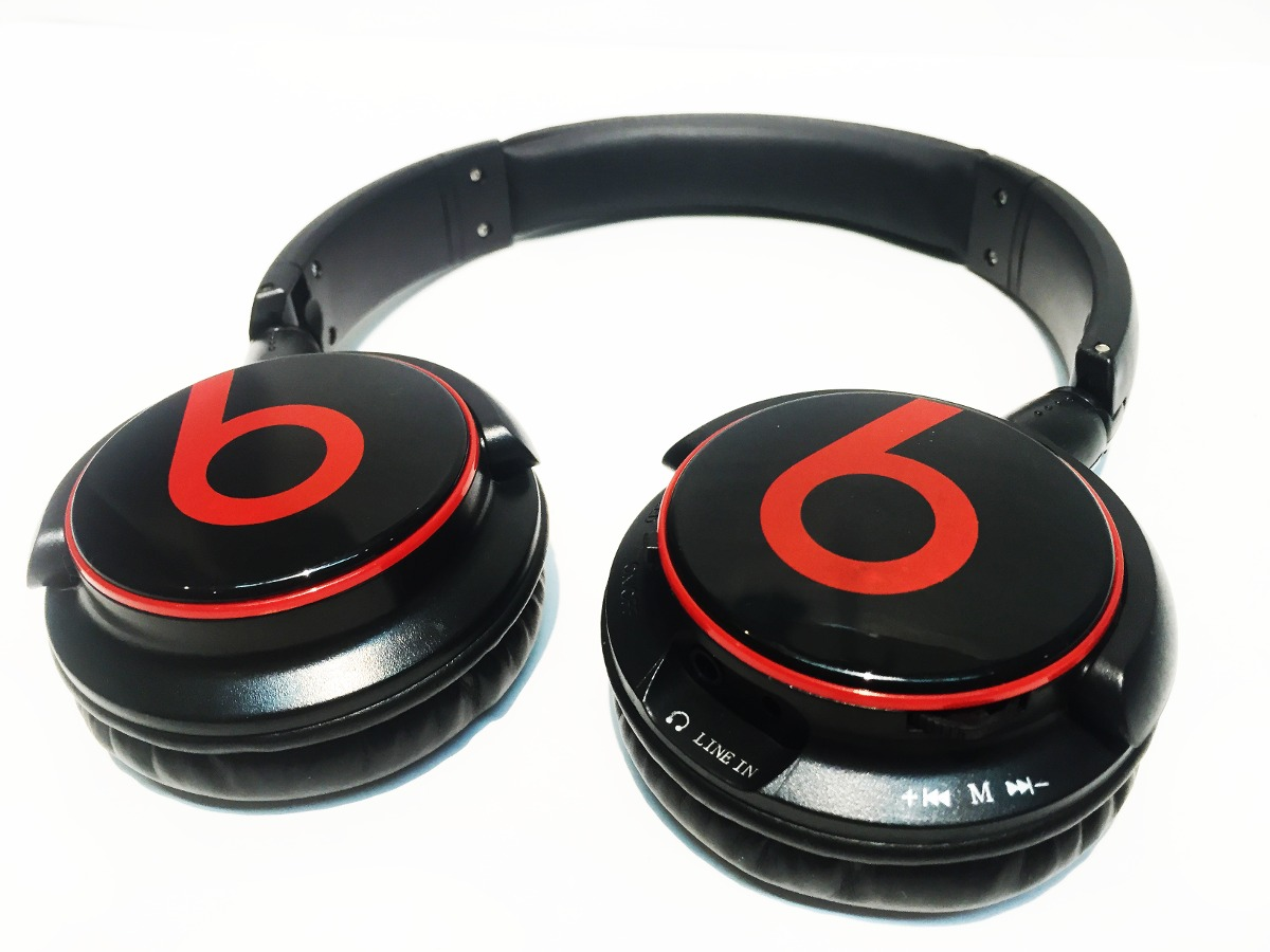 Auriculares beats by drdre hd 838