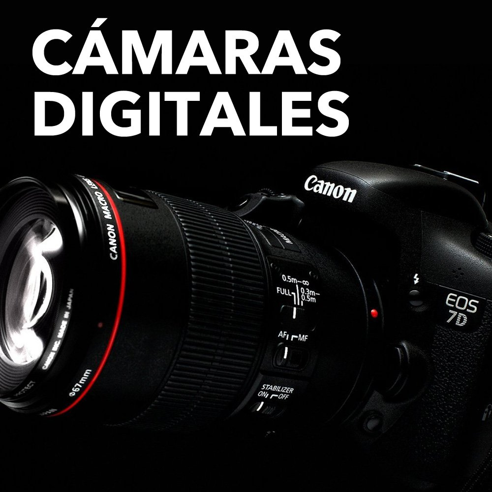 Audifoto Productos Cámaras Digitales