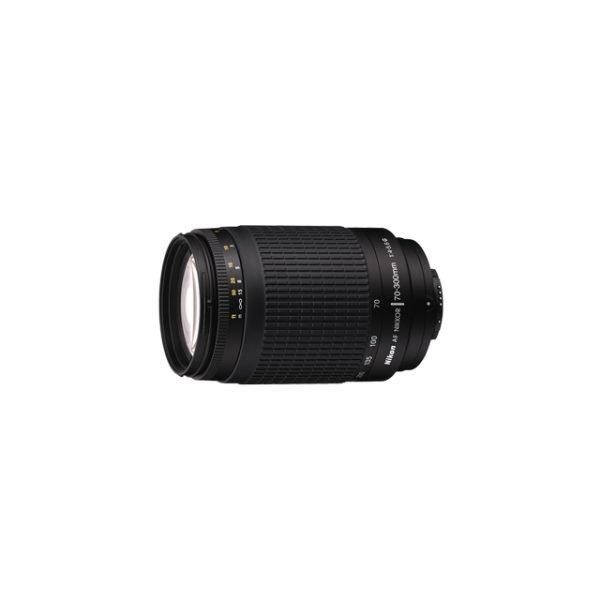 AF Zoom- Nikkor 70-300mm f/4-5.6G