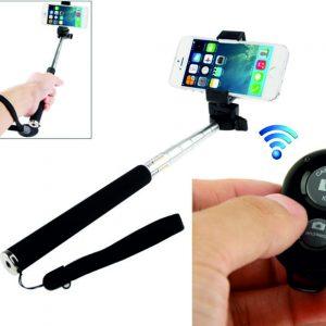 Selfie Stick Bluetooth Control Remoto