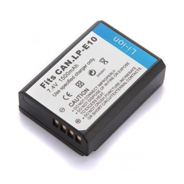 Batería tipo CANON LP-E10