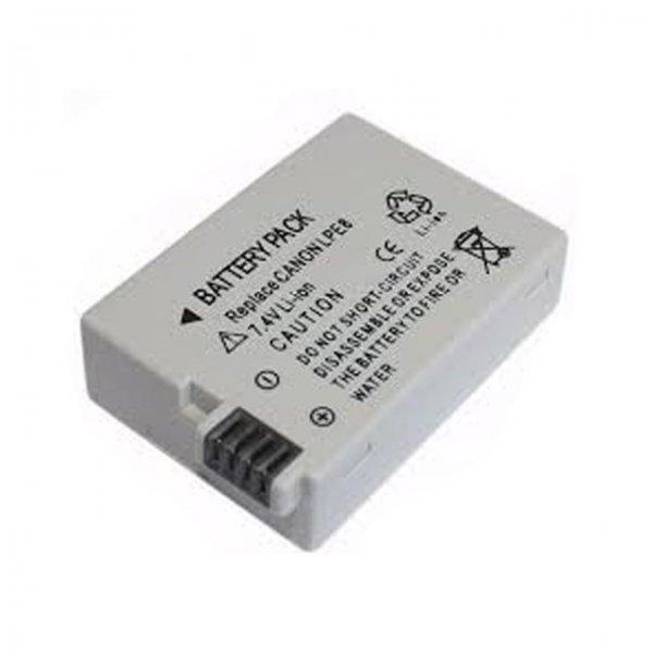 Batería tipo CANON LP-E8