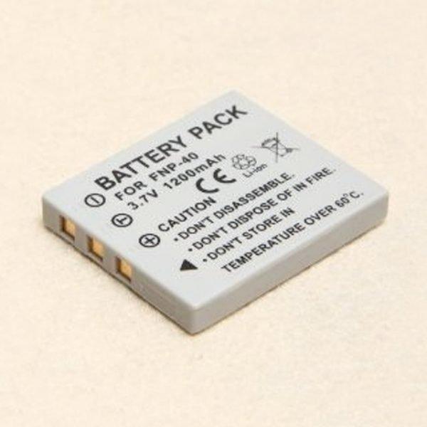 Batería tipo KODAK Klic-7005