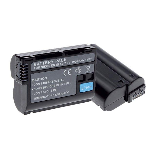 Batería tipo NIKON EN-EL15