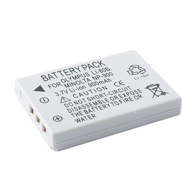 Batería tipo OLYMPUS LI-80B