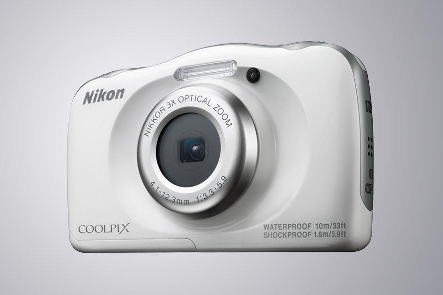 Cámara Nikon Coolpix W100
