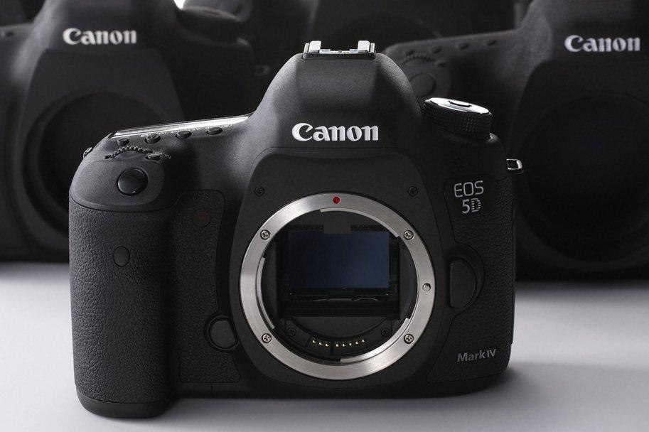 Cámara Canon EOS 5D Mark IV