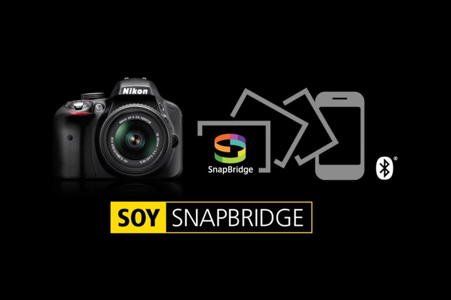 Nikon y Snapbridge. La pareja perfecta.