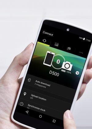 Comparta con facilidad imágenes de calidad Nikon