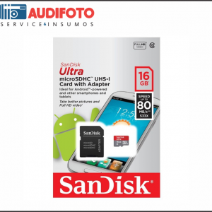 Sandisk 16gb C10