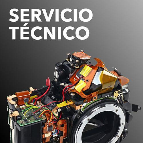 Servicio Técnico Audifoto